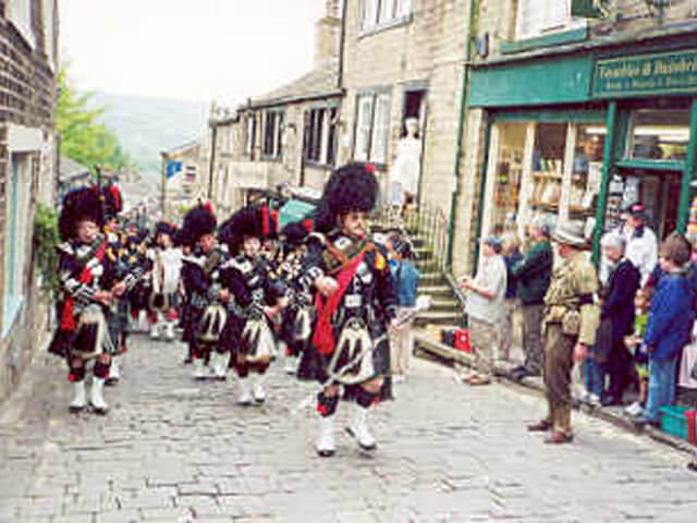 SAT 18th May Howarth 1940s Festival Adult £15 Child £10