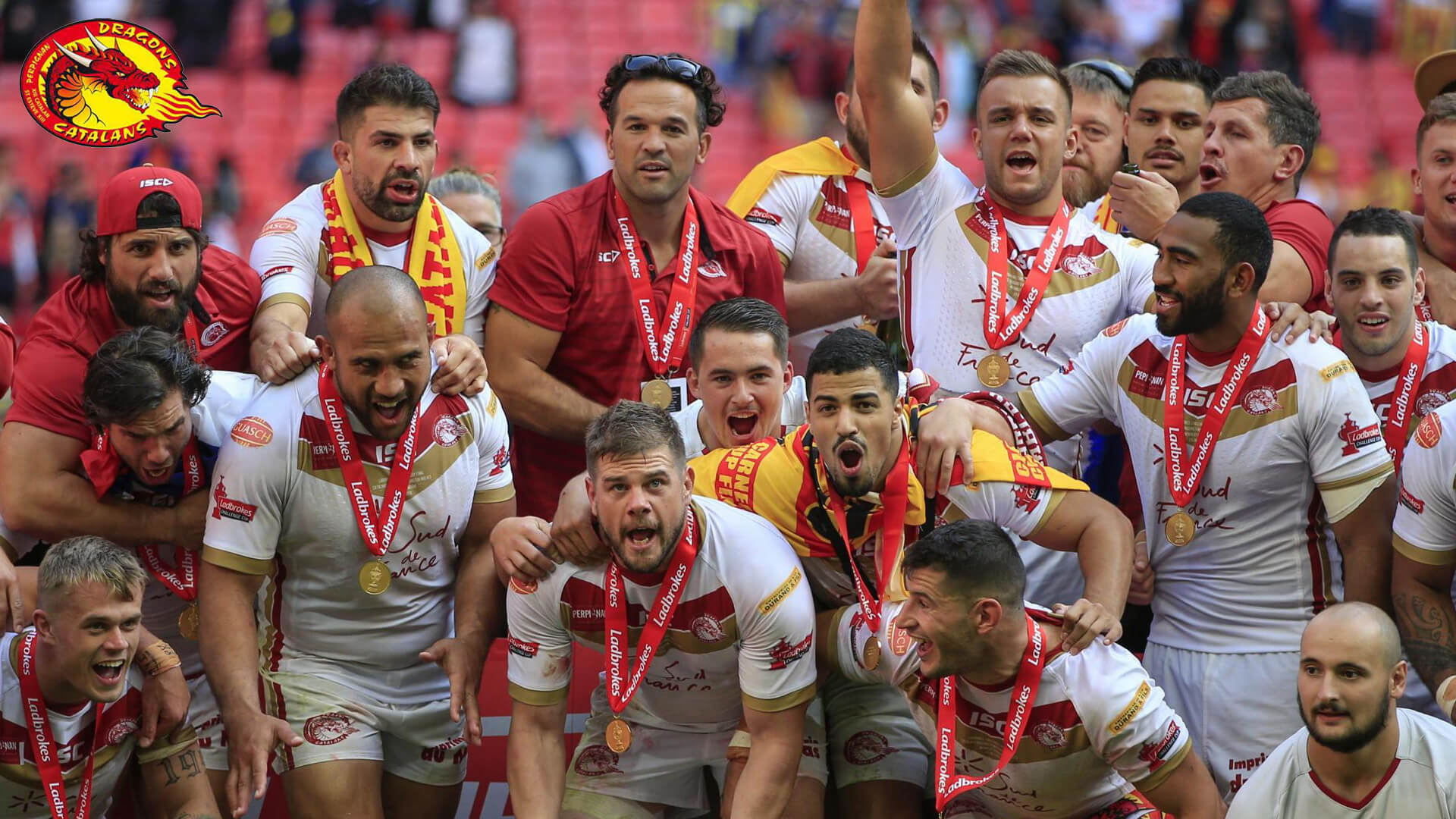 Catalan Dragons Official Partner 2019