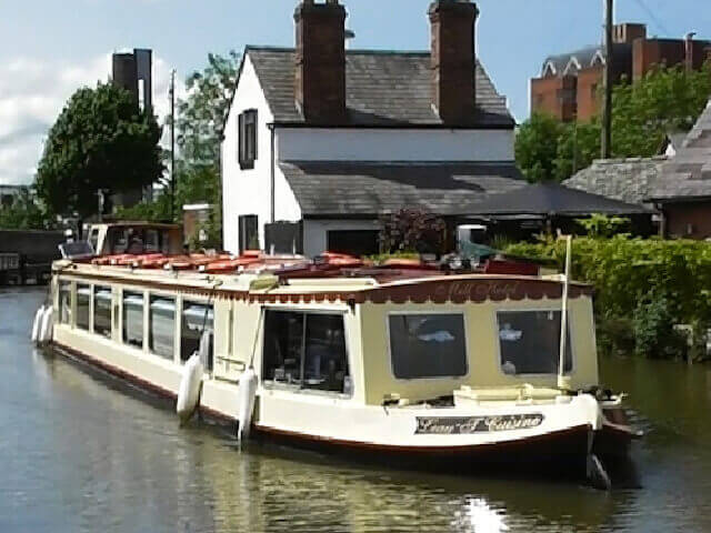 SAT 3rd August Afternoon Tea Cruise At The Mill Hotel Chester £32.50 PP (Including Cruise)