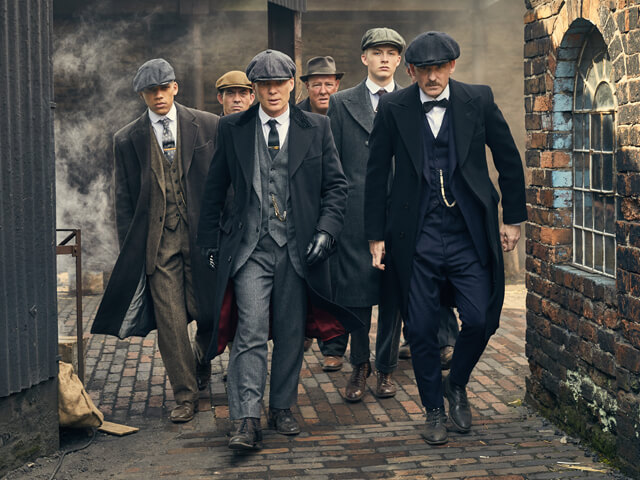 SUN 21st April (Easter Sunday) Peaky Blinders Full Day Tour £30 PP