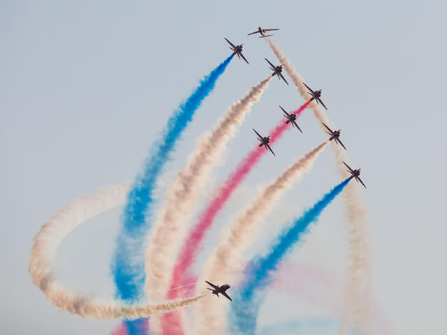 SUN 8th of September, Southport Air Show Adults £9 Child £6.50