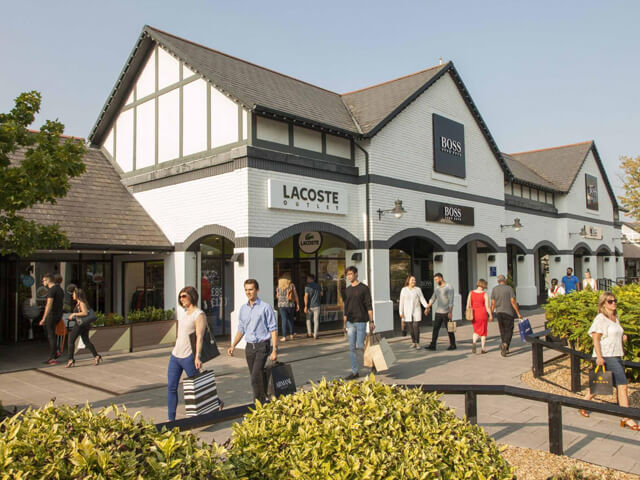 FRI 26th July Chester Cheshire Oaks Retail Outlet Adult £11 Child £7