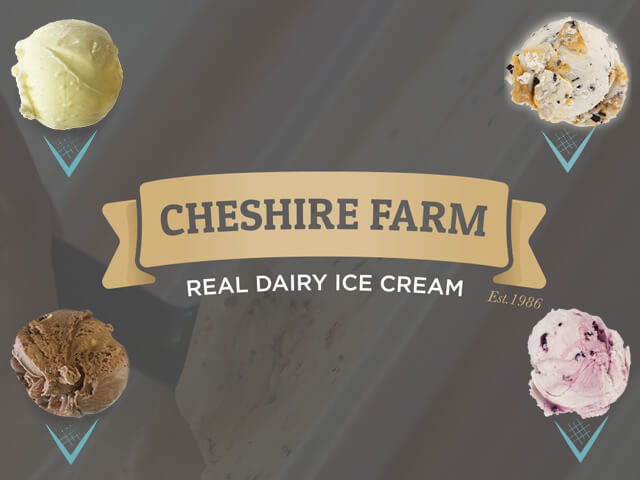 FRI 26th July Chester Ice Cream Farm Adult £13.50 Child £7