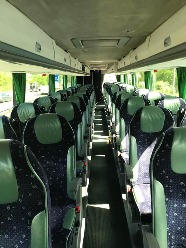 Coach Seats